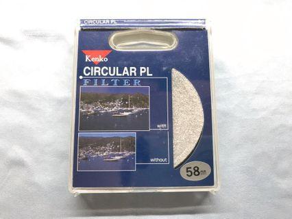 Kenko CPL Filter 58mm