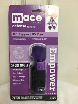 30% off! Mace Pepper Defense Spray