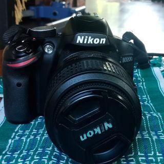 Nikon D3200 Mulus dan Murah