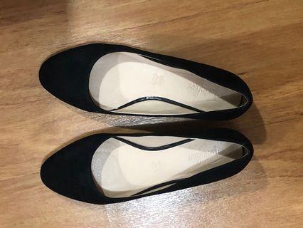 Lady Shoes 斯文黑色鞋