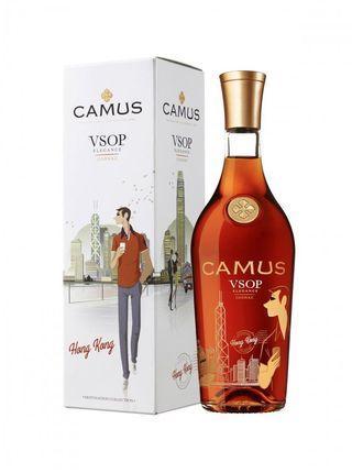 Camus VSOP cognac limited edition HK