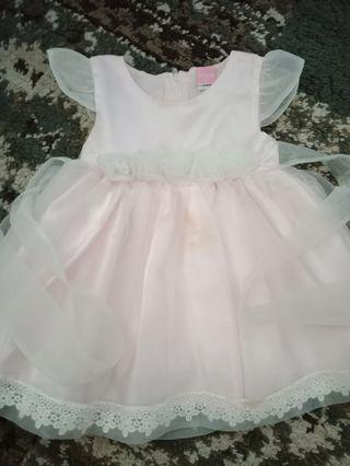 Baby Gown & Flower Girl Dress