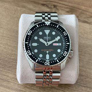 Seiko SKX007J Made in Japan - 2 months old