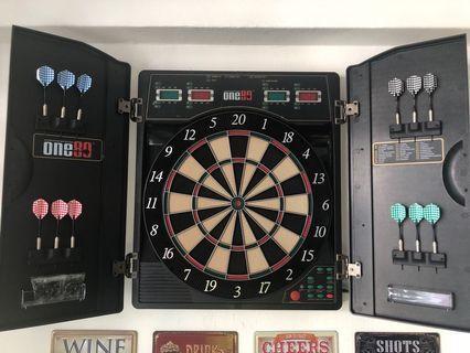 🚚 Electronic Dart Board