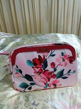 🚚 BN Authentic Cath Kidston Crossbody Paintbox Flowers