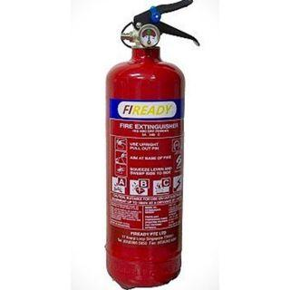 Certified Approved Fire Extinguisher