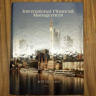 International Financial Management 12e