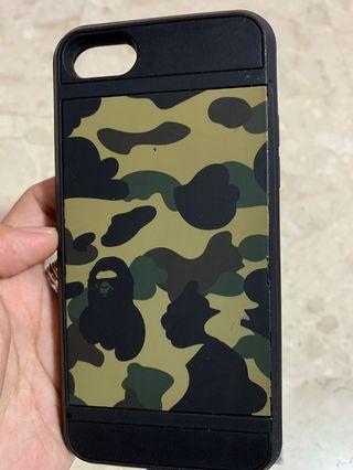 🚚 BAPE 1st Camo iPhone 7 case