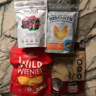 BNIB Dog Treats