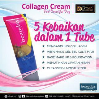 Beauday collagen cream