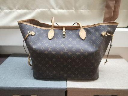 Authentic Louis Vuitton Neverfull GM