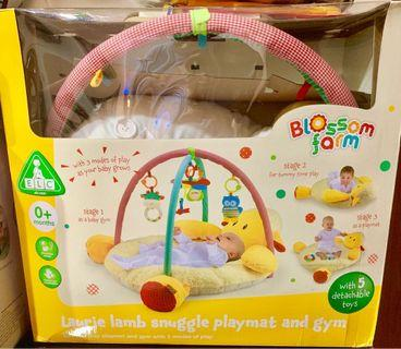 Baby playmat & gym from Mothercare