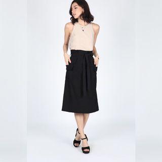 Love Bonito Kinsley Midi Skirt
