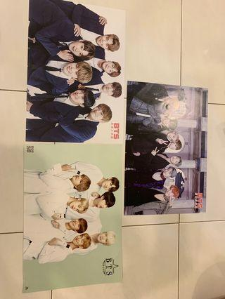 BTS Unofficer poster