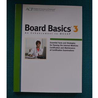 Medical Textbook - Board Basics 3: An Enhancement to MKSAP