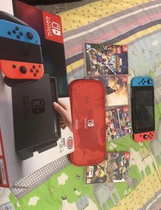 switch game大量$99 全新特價 主機大量全新特價$1200 24小時熱線:9534 3431(只回覆直接致電)