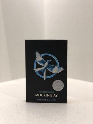 The Hunger Games, Mockingjay by Suzanne Collins