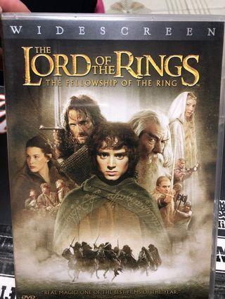 魔界三部曲 The lord of the rings 1 2 3