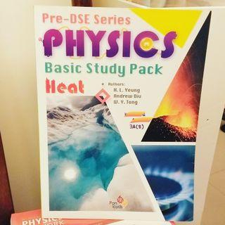 HKDSE Physics Study Pack