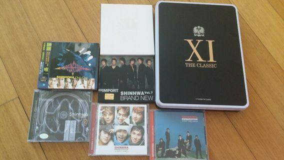 Shinhwa album clearance