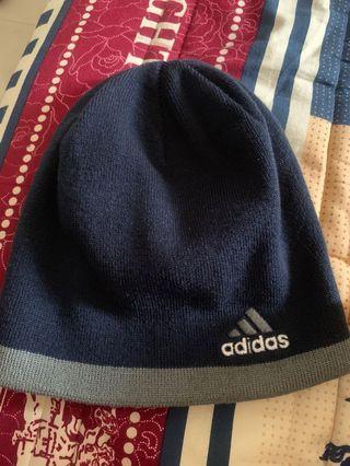 愛迪達 毛帽