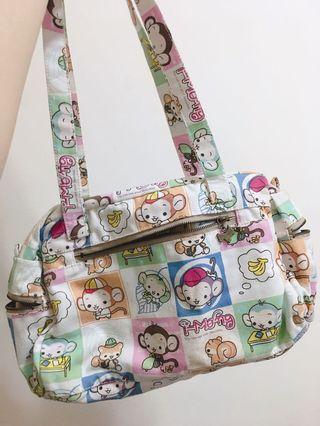 可愛🐒包包