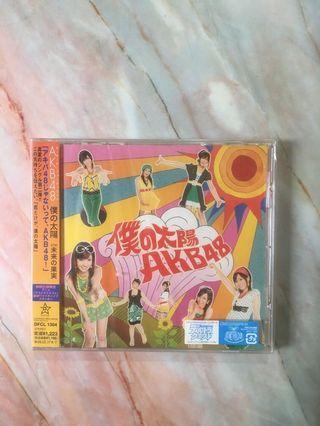 AKB48 我的太陽 CD (100%全新)