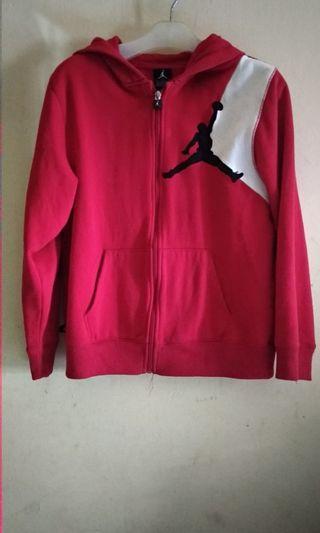 Air Jordan Red Hoodie