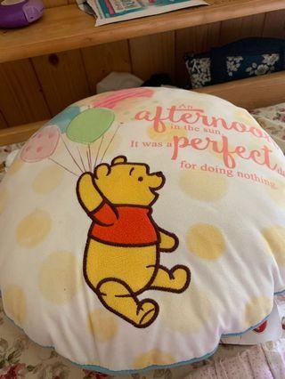 小熊維尼抱枕