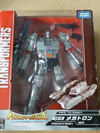 變形金剛 Transformers LG13 Megatron
