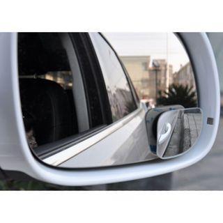 汽車 左右倒後鏡 盲點鏡 后視鏡 輔助鏡