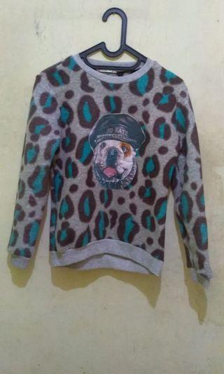 #BAPAU Sweater Bulu No Kats