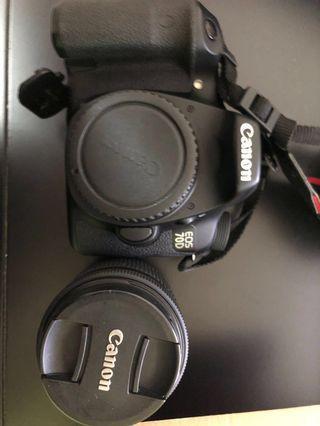 Dslr digital camera EOS 70D