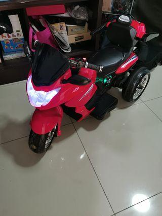 Electronic Motorcycle for Kids with remote