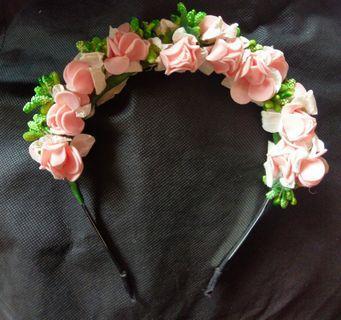 花圈髮箍/頭飾 🌺🌸🌺🌸