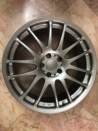 19 inch RAYS Volks Racing Limited Edition Forged RIm