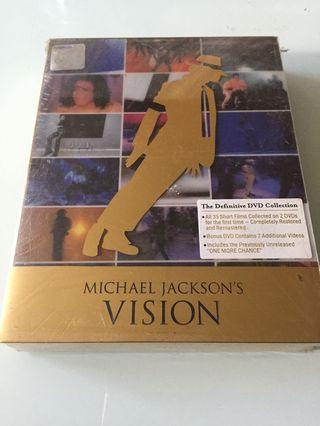 DVD - Michael Jackson