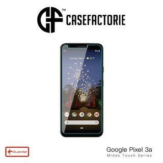 Guardar Premium Tempered Glass For Google Pixel 3a