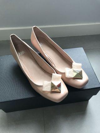 I.T Katie Judith Heels 粉紅色高踭鞋
