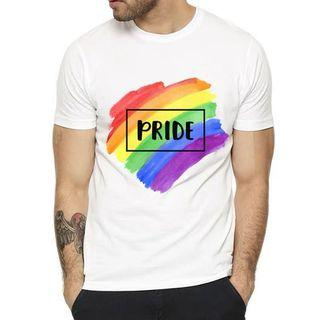 """Rainbow """"Pride"""" Tee"""