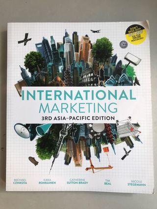 🚚 International Marketing