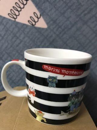 貓貓陶瓷杯(日本製)全新