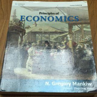 🚚 Principles of Economics  (Mankiw)