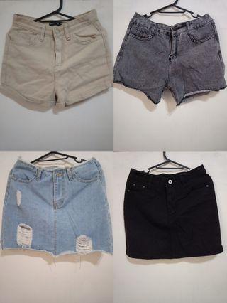 🚚 一件100! 短褲&A字裙