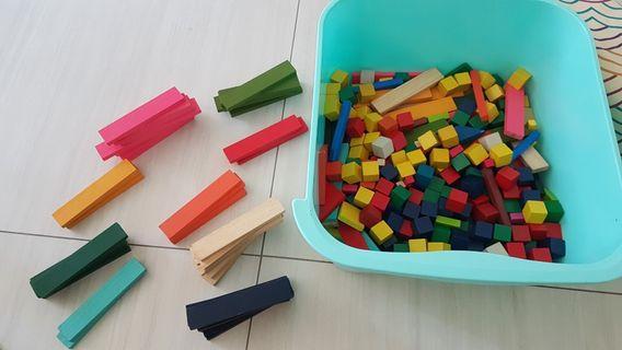 Building Blocks from Citiblocs