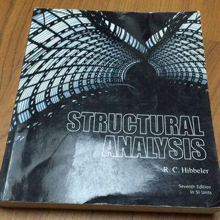 🚚 Structural Analysis 7/e