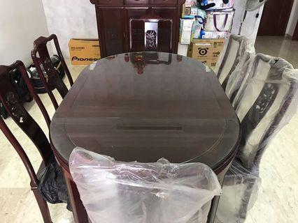 Rosewood Antique dining set