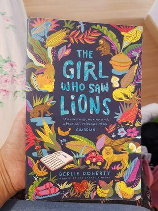 🚚 The Girl Who Saw Lions