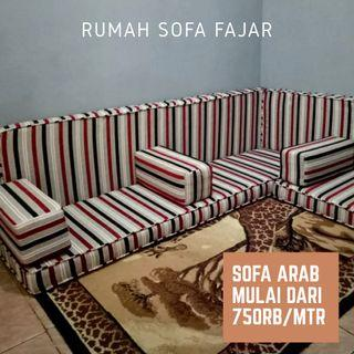 Sofa arab custom