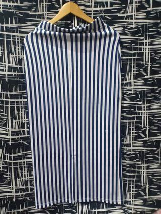 Stripe Skirt span